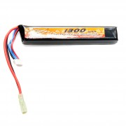 Аккумулятор VB 11,1V 1300mah AK-type (Li-Po) 120mm