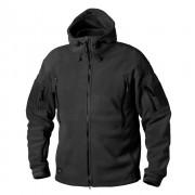 Куртка (Helikon-Tex) PATRIOT Jacket-Double Fleece (Black) XL