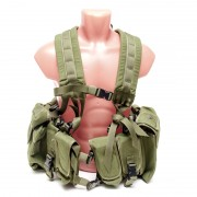 Разгрузочная система Pantac SEALS Floating Harness Olive (VT-C933-OD-A)