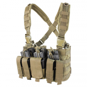 Разгрузочная система (Condor) RECON Chest Rig MCR 5-003 (Tan)