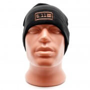 Шапка флисовая (511) Watch Cap (Black)