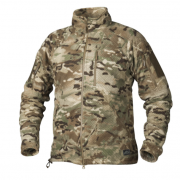 Куртка (Helikon-Tex) Alpha Tactical Jacket-Grid Fleece (Camogrom) XL