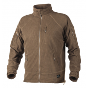 Куртка (Helikon-Tex) Alpha Tactical Jacket-Grid Fleece (Coyote) XL