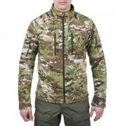Кофта флисовая (GIENA) Canada Long Zip 48-50/182 (Multicam)