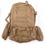 Рюкзак (1919) 3-Days Pack (TAN) 1000D Cordura