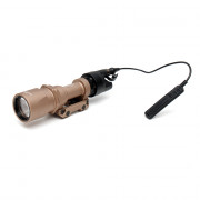 Фонарь SuperFire M951 (400 lm) LED TAN c кнопкой