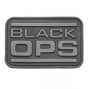 Нашивка 3D-Patch Black OPS