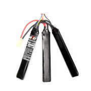 Аккумулятор PowerLabs 11.1V 1200mAh CQB-type (Li-PoRT) 130x21x7