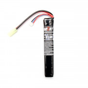Аккумулятор PowerLabs 7.4V 1200mAh AK-type/M4 129x21x11 (LiPo-RT)