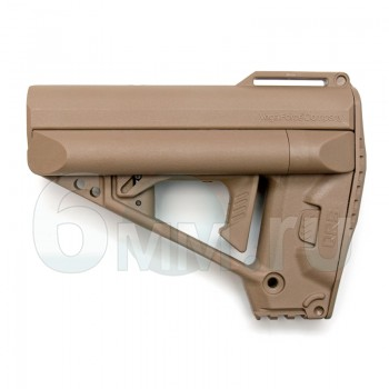 Приклад (VFC) QRS Stock for M4 Carbine (TAN/Desert)