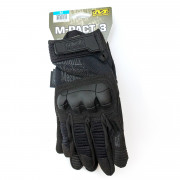 Перчатки (Mechanix) M-PACT 3 Glove Black (M)