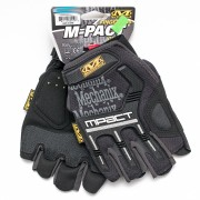 Перчатки (Mechanix) Fingerless Glove Black (L) без пальцев