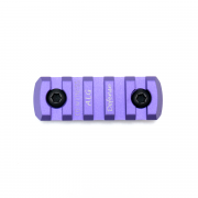 Планка на цевье EMR 62mm (M-lok) Purple