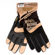 Перчатки (Mechanix) UTILITY Glove Black/Brown (L)