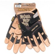 Перчатки (Mechanix) Impact PRO Glove Black/Brown (XL)
