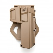 Кобура поясная Movable Glock (Tan)