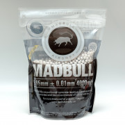 Шары Mad Bull 0,25 Precision (4000 шт) пачка