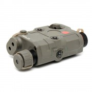 Анпек PEQ15 Red Laser/Flashlight (FG)