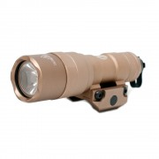 Фонарь (ELEMENT) M300 Mini Scout Light LED c кнопкой (Desert/TAN)