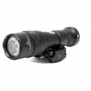 Фонарь M300 Mini Scout Light LED c кнопкой (Black)