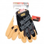 Перчатки (Mechanix) Original Material4X Glove Black/Tan (L)