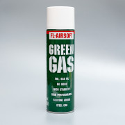 Газ (FL- AIRSOFT) Green GAS 650ml