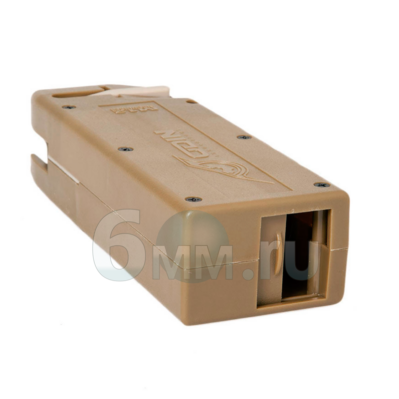 Airsoft Odin style Speedloader-Tan